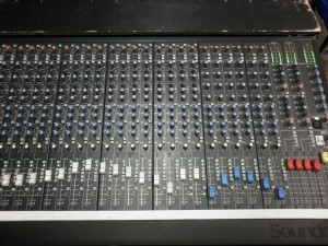 Used Equipment for sale Soundcraft K1